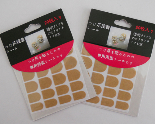 Nail Art Double-Sided Adhesive for Nail Care