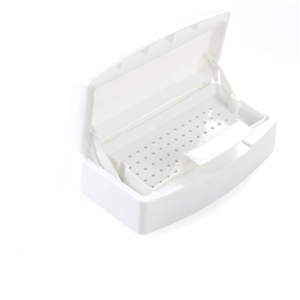 Nail Sterilizer Disinfection Box Salon Nail Tools Disinfector Sanitizer Box
