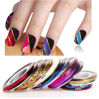 Nail Striping Tape Line Nail Art Self-Adhesive Decal Nail Decorations