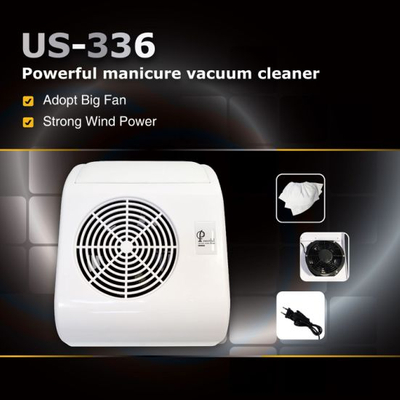 Manicure Vacuum Cleaner PRO Nail Art Dust Collector