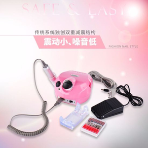 Automatic Manicure Grinding Machine Manicure Pedicure Nail Art Tools Kits