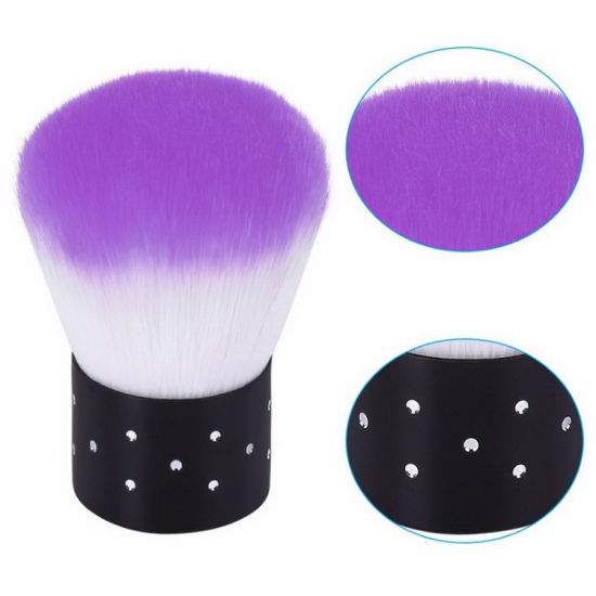 Soft Remove Dust Small Angle Clean Brush Nail Tool
