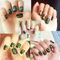 Nail Art Mirror Foil Sticker Nail Polish Wrap Nail Decorations