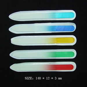 Nail Art Care Glass File