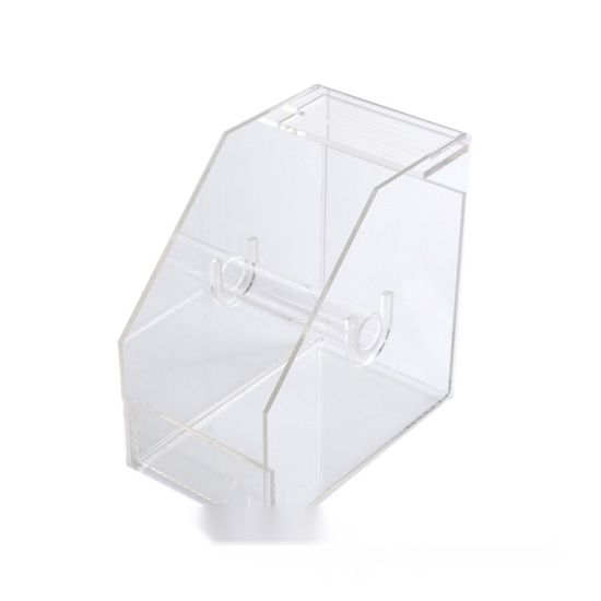Big size Nail Form Holder Container Storage Case Make up Tool Stand