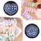 3D Acrylic Mold Silicone Templates Nail Art Decorations Mould