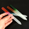 Crystal Glass Nail File Durable Manicure Polish Nail Art Tools
